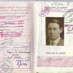 Herbert's passport